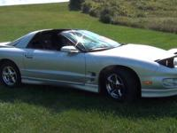 2002 pontiac firebird T-Tops excellent condition only