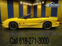 2002 Pontiac Trans Am WS6 Collectors Edition