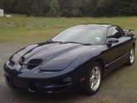 This 2002 Pontiac Firebird/Trans AM with WS6 innovation