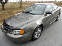 2002 Pontiac Grand Am SE1 3.4 L V6. 141k miles. clean