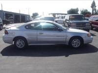 Options Included: N/A2002 Pontiac Grand Am Automatic