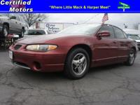 Exterior Color: redfire metallic, Body: Sedan, Engine:
