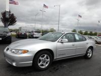 This 2002 Pontiac Grand Prix SE is complete with