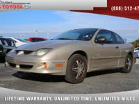 2002 Pontiac Sunfire SE Coupe, *** FLORIDA OWNED
