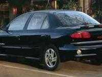 2.2L, V4, FWD, 4 Speed automatic, 4 Door, Gas POWER