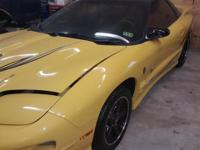 2002 Pontiac Trans AM (WV) - $17,995 92,000 miles on