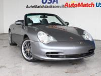 This 2002 Porsche 911 Carrera4 Coupe 4 is offered to