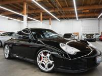 This 2002 Porsche 911 Carrera 2dr 2dr Carrera 4 S Coupe