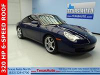 CARRERA-320 HP-6 SPEED-ROOF-HEATED LEATHER-POWER