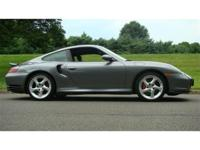 2002 PORSCHE TWIN TURBO COUPE FOR SALE - GLADSTONE, NJ