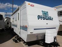 2002 Prowler by Fleetwood 26 2002 Prowler 26 Travel