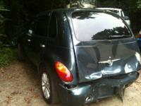 2002 PT CRUISER FOR PARTS RUNS GREAT 4 CYLINDERS NON