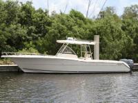 What Type: Center Console / Sport Fisherman Year: 2002