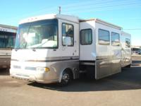 2002 Rexhall Rex Air Model: SL3650BSL 36 FT **** DOUBLE