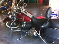 Beautiful 2002 Road King Classic for sale by owner.