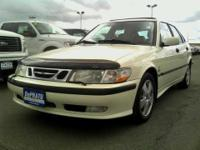 This 2002 Saab is in stunning condition. This vehicle