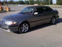 Options Included: N/A2002 SAAB 9-3 .LIKE NEW A REAL