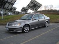 Options Included: Immaculate and RARE SAAB 9-5 Aero 5