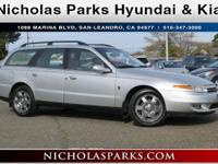 2002 Saturn LW300 Recent Arrival! CARFAX One-Owner.