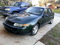 Good condition power windows, locks and driver seat.