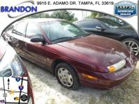Come see this NEWLY ARRIVED 2002  SATURN  SL    before