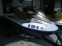 2002 Sea-Doo GTI LE One owner well maintained runs