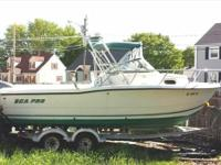 2002 Sea Pro (2006 Four Stroke!) FOR QUESTIONS CONTACT: