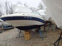 2002 Sea Ray 210 Sundeck The Sea Ray 210 Sundeck