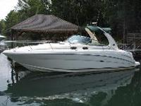 2002 Sea Ray 300 Sundancer, 2002 Sea Ray Sundancer