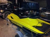 2002 seadoo RX..bought at the beginning of the season