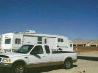 2002 Security M27 5th Wheel and 2000 Ford F150 Lariat