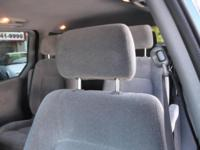 2002 KIA SEDONA FAMILY VAN, SEATS SEVEN, AUTOMATIC, ALL