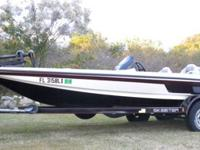 2002 Skeeter 20ft 2inch ZX 225 bass boat, 2002 Yamaha
