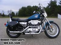 For Sale 2002 Harley Davidson Sportster XL883 Hugger.