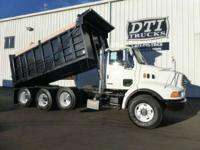 2002 Sterling Trucks L9500 2002 Sterling L9500 Tri Axle
