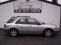 *** WARRANTY INCLUDED *** an OUTBACK WAGON that has ALL