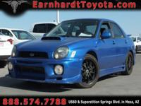 We are excited to offer you this 1-OWNER 2002 SUBARU