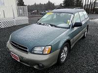 2002 Subaru Outback27/20 Highway/City MPGAll prices are