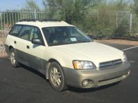 CARFAX One-Owner! Tucson Subaru is offering for sale
