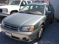 This is an absolutely stunning example of a 2002 Subaru