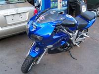 This 2002 Suzuki sv 650s sv 650s . It is equipped with