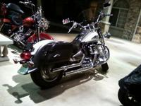 I have a 2002 Suzuki LC intruder that has 23000 miles