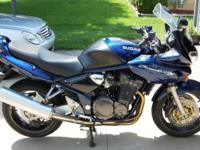 Really good 02 Suzuki 1200S Bandit for sale. Just over