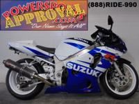 2002 Suzuki GSXR600 for sale! A rare find here! Super
