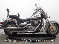 2002 Suzuki Intruder VL1500K2 with 22,590 Miles A nice
