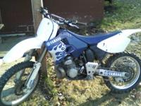 You are currently viewing a: 2002 SUZUKI RM 250 Moto