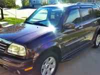 2002 Suzuki XL-7 SUV in pretty decent shape. Leather