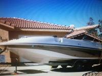 Excellent condition, original owner, great family boat,