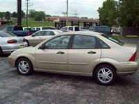 I have a 2002 tan ford Focus with a little over 200