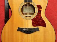 The Taylor 314ce has been the flagship model for Taylor